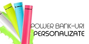 power bank uri personalizate